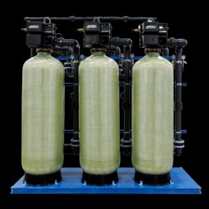 富莱克全自动软化水装置 全自动软化水设备