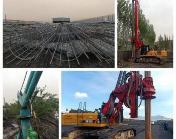 河北省北部煤炭应急保障储运基地工程进展顺利