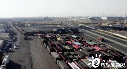 鸿图新能源资讯平台碳中和背景下,内蒙古将目光转向煤炭物流数字化