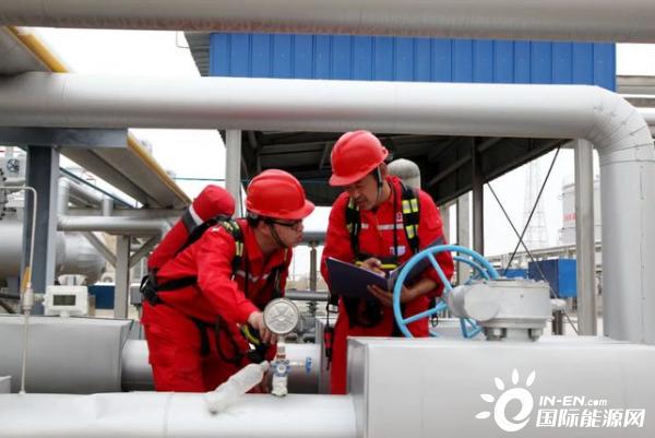 鸿图新能源资讯平台西北油田累产天然气突破300亿立方米
