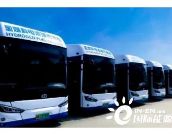 解直锟带领中植集团布局氢燃料汽车,新一批公交车已交付运营