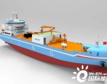 中集太平洋海工首获意大利船东2艘LNG加注船订单