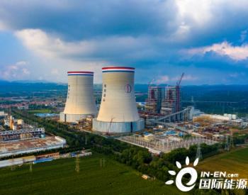 山东三建盂县电厂项目2号机组并网一次成功