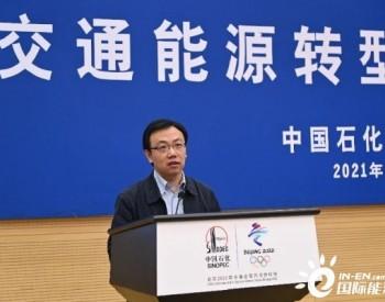 """国家能源局王大鹏:加快""""新能源+交通""""等融合发展项目推广,以及可再生能源规模化制氢利用"""