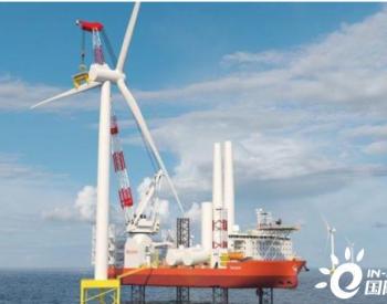 氨燃料动力风电安装船造价达3.3亿美元的订单由韩国大宇船厂获得