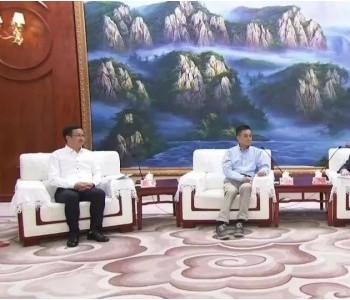 东方希望集团与宁夏回族自治区政府签订光伏新能源