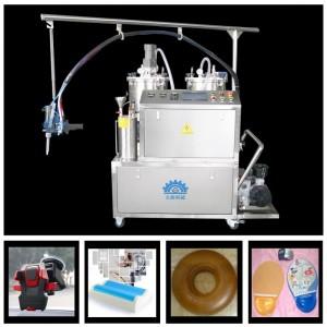 久耐机械 硅凝胶灌胶机 ab胶自动配比灌胶机