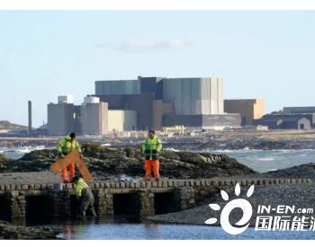 英国能源部长:计划继续推进新威尔法核电厂建