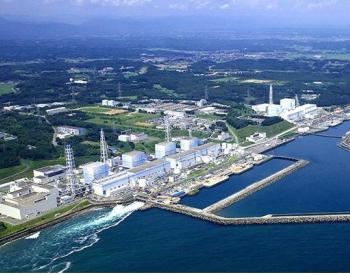 日本福岛附近海域发生6级地震 当局称核电站未现异