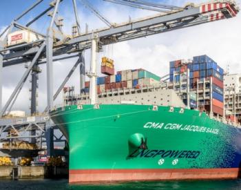 LNG作为船燃的发展速度加快,但老旧船舶转型却遇