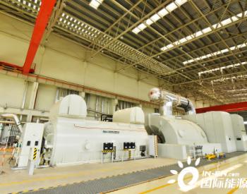 广西桂东贺州电厂2号机组首次并网成功