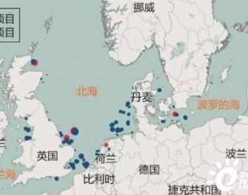 欧洲海上风电 助力全球清洁替代发展