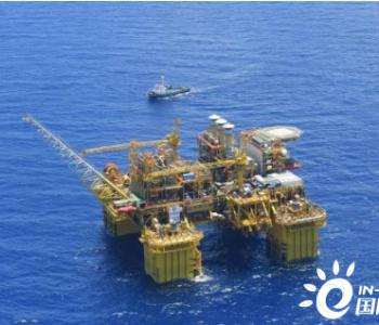 """探访我国十万吨级深水生产储油平台——""""深海一号"""