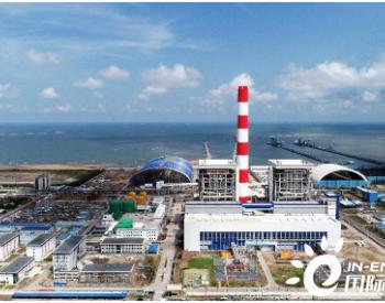 越南沿海二期电站1号机组通过168小时试运行