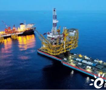 相当于70层楼高,海上最大原油生产平台来了