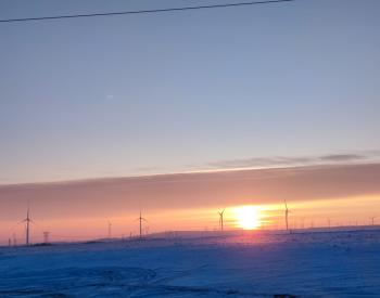 瑞典新规划风场,全部采用20MW+风机!