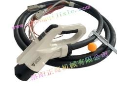 国标EV液冷充电枪+液冷电缆+液冷源300A-600