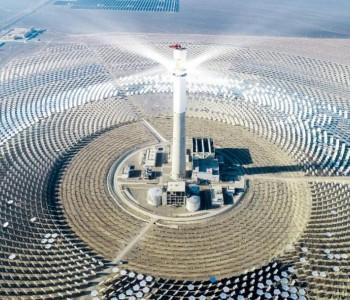 超燃!央视特别报道国家首批太阳能热发电示范项目