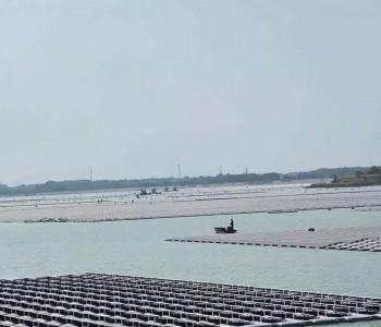 200MW!华为助力全球单体最大漂浮光伏电站并网发电