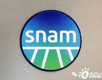 意大利天然气管道运营商Snam对首次锻钢掺绿氢达30%进行测试