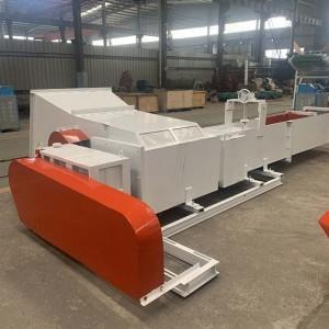 立式泡沫冷压机 卧式塑料减容机 车载挤塑板压实机全套设备