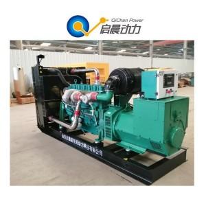 源头厂家200kw沼气发电机组燃气发电机 全铜无刷发电机