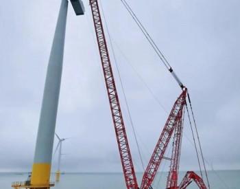 海上风电安装利器,千吨履带吊出击!