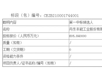 中标丨广西横县新福(48MW)、邕宁百济(50MW)风电场风机塔筒法兰采购公开招标中标候选人公示