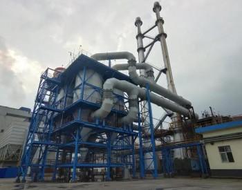 转炉放散气采用金属滤袋袋式除尘器精除尘项目成功投运