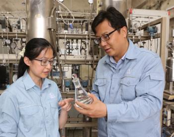 中国石化在生物可降解材料领域取得新进展