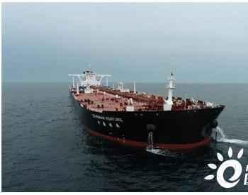 大船集团建造30.7万吨<em>原油船</em>6号船试航凯旋
