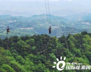 河南富达输电公司:紧急抢修确保风电线路安全运行