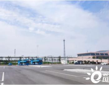 上海北大门,沪通第一站|时代星云光储充检智能微网又落新站