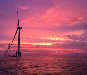 我国海上风电并网容量达到1042万千瓦