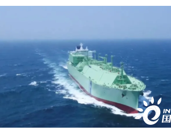 大宇造船交付BW LNG一艘17.4万方LNG船