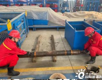 渤海钻探管具井控完成国内首口海上储气库气密封检测
