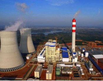 山东华汪热力2台350兆瓦超临界燃<em>煤机</em>组2号锅炉受热面安装工作正式开始