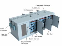 美国PNNL研发IntelliVent系统可降低室外电池柜爆炸风险