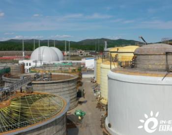 黑龙江省哈尔滨尚志市秸秆综合利用生物天然气项目 持续推进