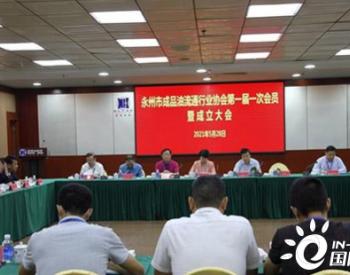 湖南永州市成品油流通行业协会成立