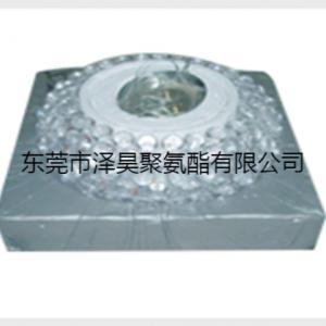 东莞精密仪器包装现场发泡料、聚氨酯包装泡沫