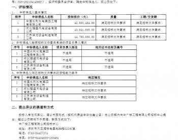 中标丨中广核四川梓潼马迎、演武、古蔺箭竹坪风电塔筒采购第二标段中标公示