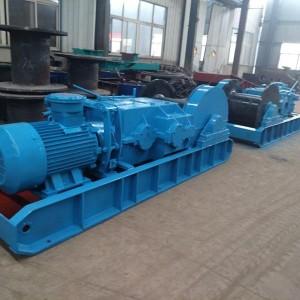 煤矿JHMB-14慢速绞车  运工作 隔爆型电控设备