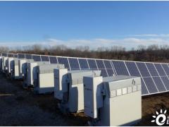 美国加州部署的这三个太阳能+储能项目引发关注