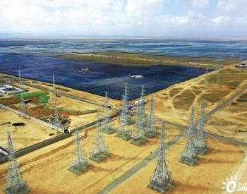 青海省海南州开发清洁能源助力经济高质量发展