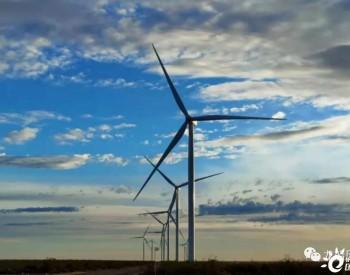 金风科技阿根廷罗马布兰卡六期100MW风电场项目正式进入商业运营期