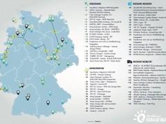 德国政府确定支持62个大型<em>氢能项目</em>,包括建设1700公里的输气管道
