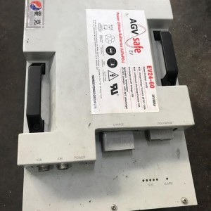 HUADAHAWKER锂电池EV24-60 霍克原厂