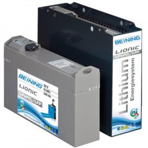 德国北宁锂电池IFR24-60AGV锂电池24V/48V厂家