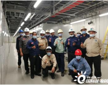 山东电建沙特MGS二期项目一号站115KV主变及SS-02